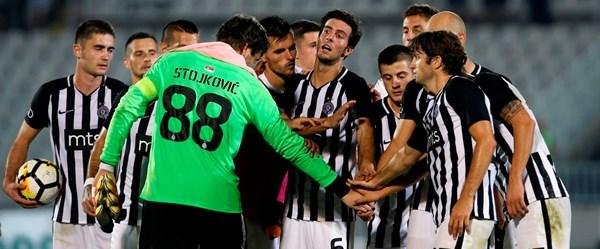 Beşiktaş'ın rakibi Partizan'a Gençlerbirliği'nden transfer