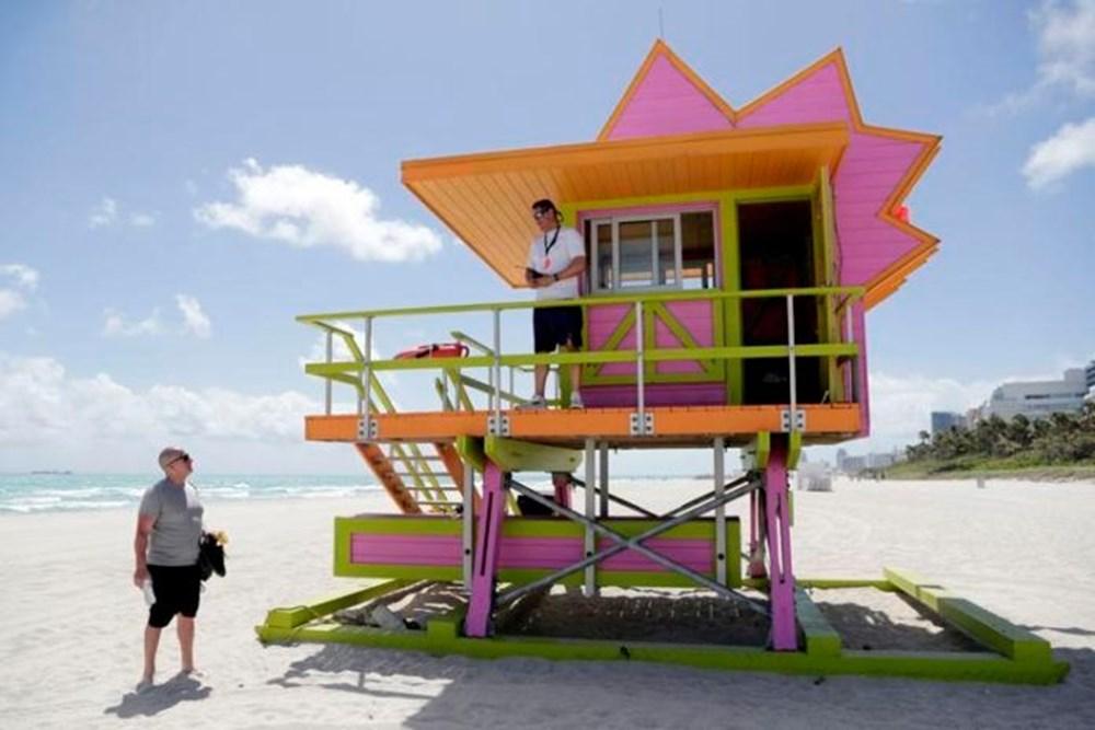 Corona virüs önlemi: Miami'nin tüm plajları kapatılıyor - 2