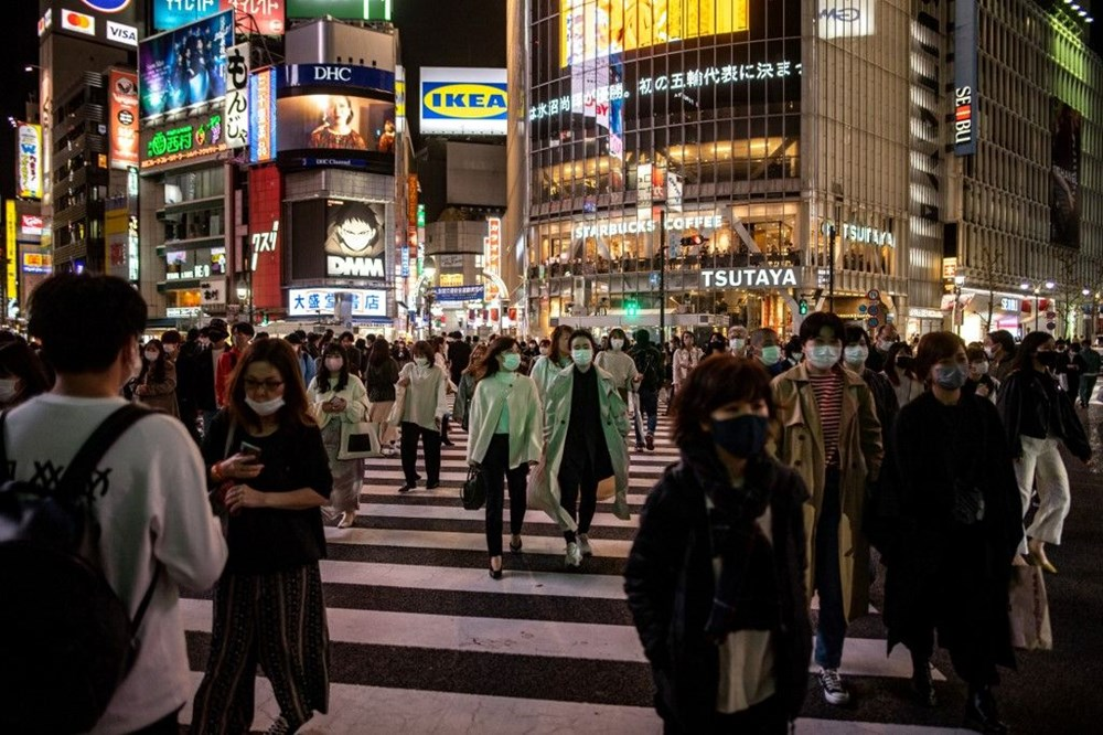 'Semi-State of Emergency' decision in Japan - 2