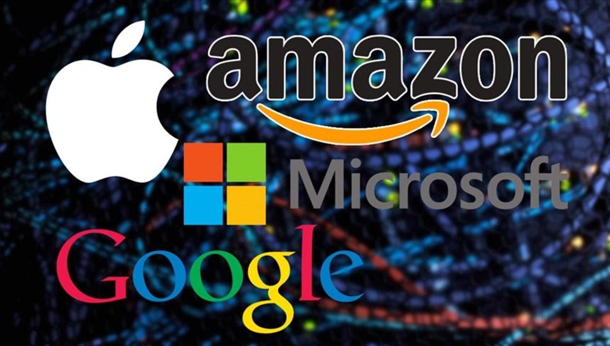 ABD'li teknoloji devlerinden rekor karlar: Amazon ve Twitter da gelirlerini artırdı