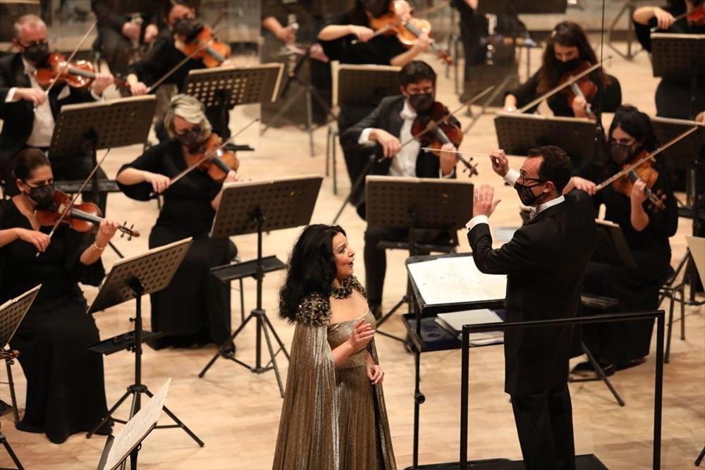 Cumhurbaşkanlığı Senfoni Orkestrası yeni bina açılış konseri - 31