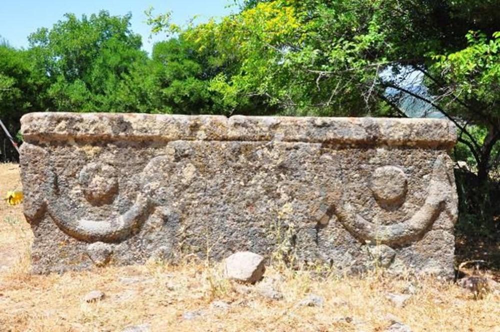 Aigai Antik Kenti'nde 3 bin mezar: Ortalama yaşam 40-45 yıl - 21