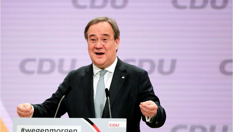 SON DAKİKA HABERİ:Merkel'in partisinin genel başkanı belli oldu (Armin Laschet kimdir?)