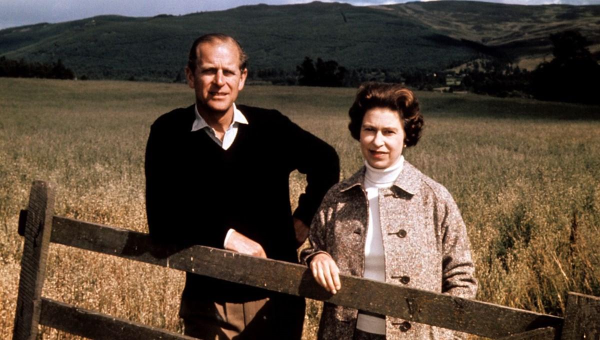 Prens Andrew: Philip'in ölümü Kraliçe'nin hayatında büyük bir boşluk bıraktı