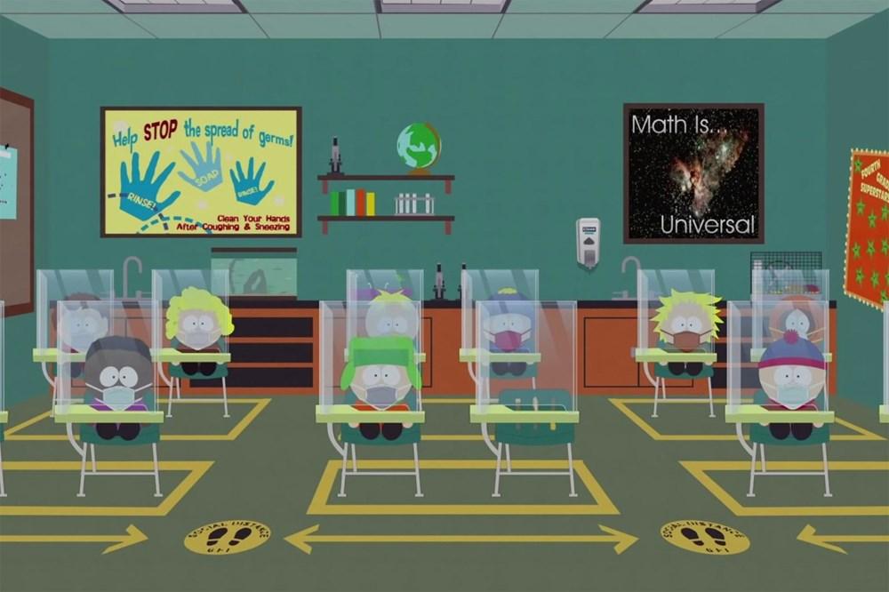 South Park'tan corona virüs salgını temalı özel bölüm - 2