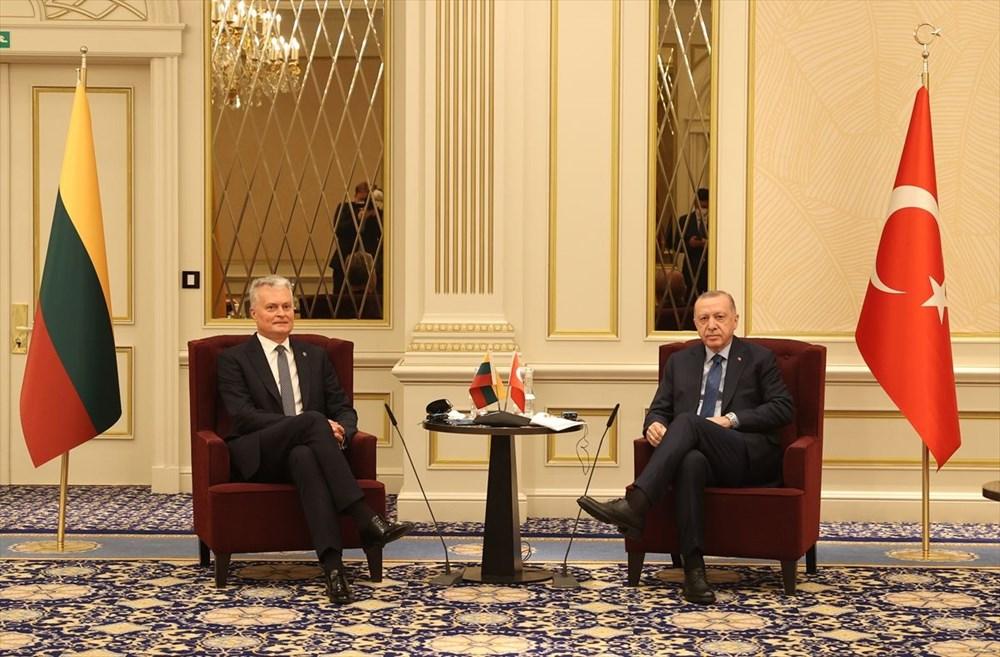 Cumhurbaşkanı Erdoğan Brüksel'de - 5