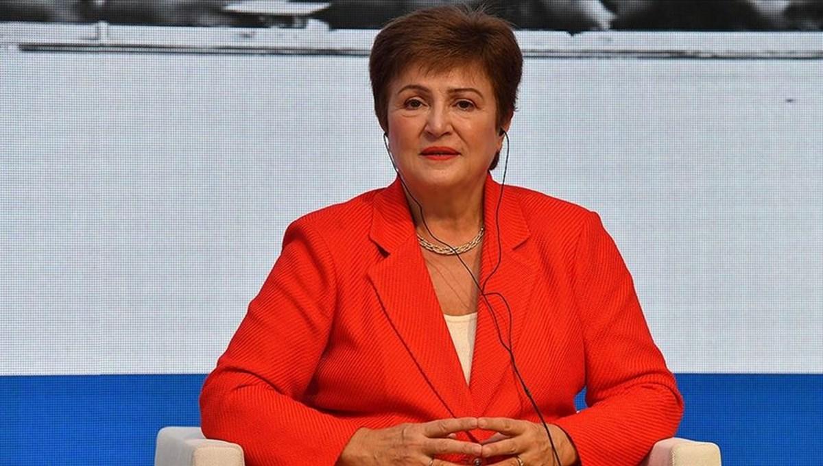 IMF Başkanı Georgieva: Aşı politikası ekonomik politikadır