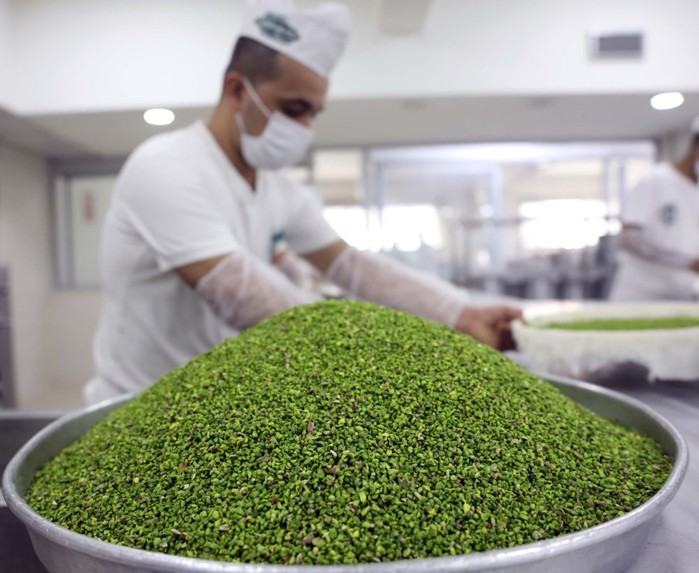 Gaziantep'te vegan baklava üretildi - 2