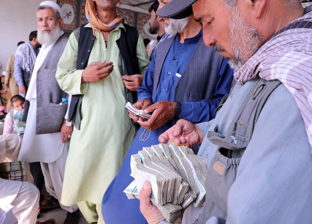 Afganistan'da ekonomi çökmek üzere: Halkın sadece yüzde 5'i yeterli  yiyeceğe erişebiliyor - 4
