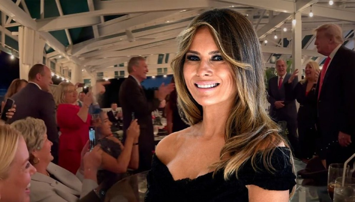 Melania Trump eşi Donald Trump'ın doğum günü partisine katılmadı