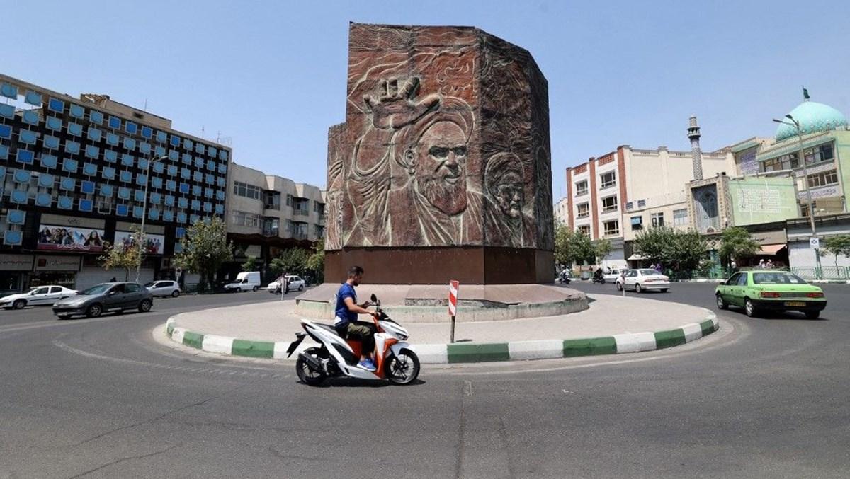 İran'da vaka rekoru kırıldı: Bir hafta sokağa çıkma yasağı ilan edildi