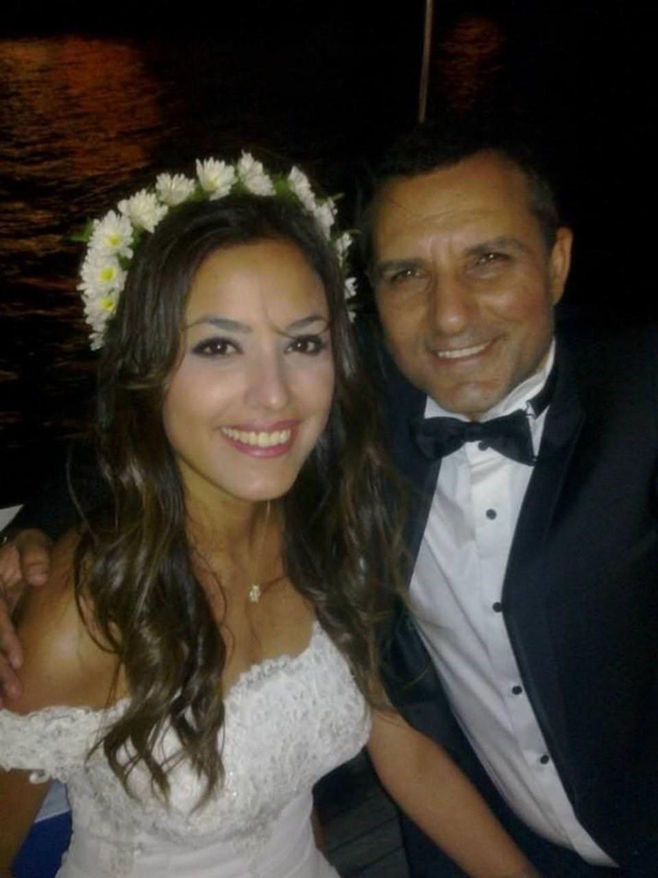Rafet El Roman ile Ceren Kaplakarslan 2014 yılında Almanya'da evlenmişti.