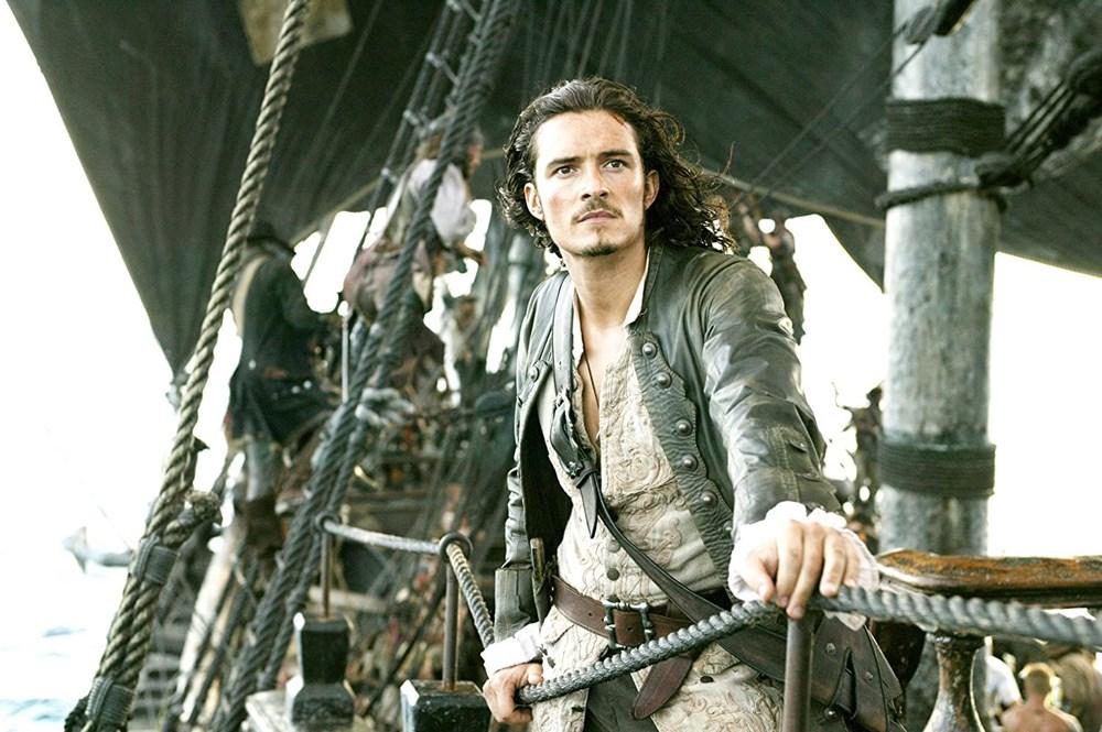 Johnny Depp tahtını Margot Robbie'ye kaptırabilir (Karayip Korsanları hakkında her şey) - 12