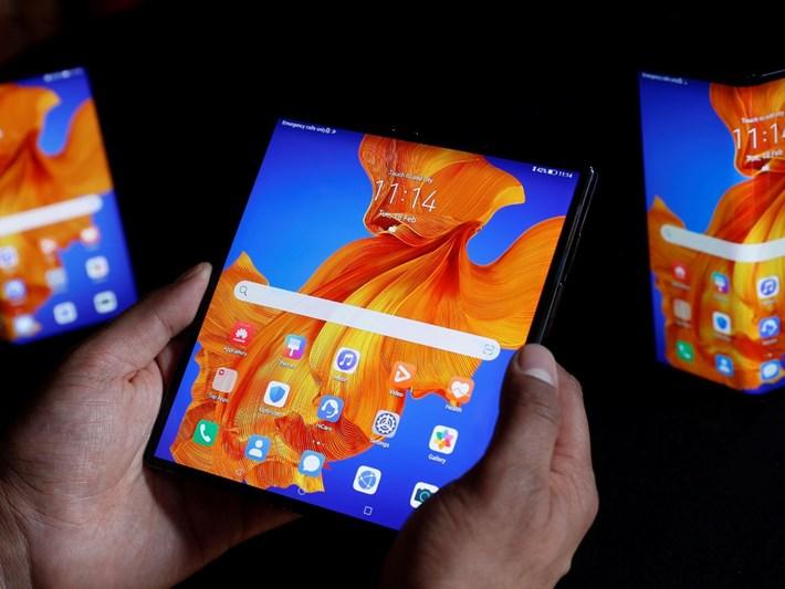 Huawei Mate Xs tanıtıldı! İşte fiyatı ve özellikleri<br>