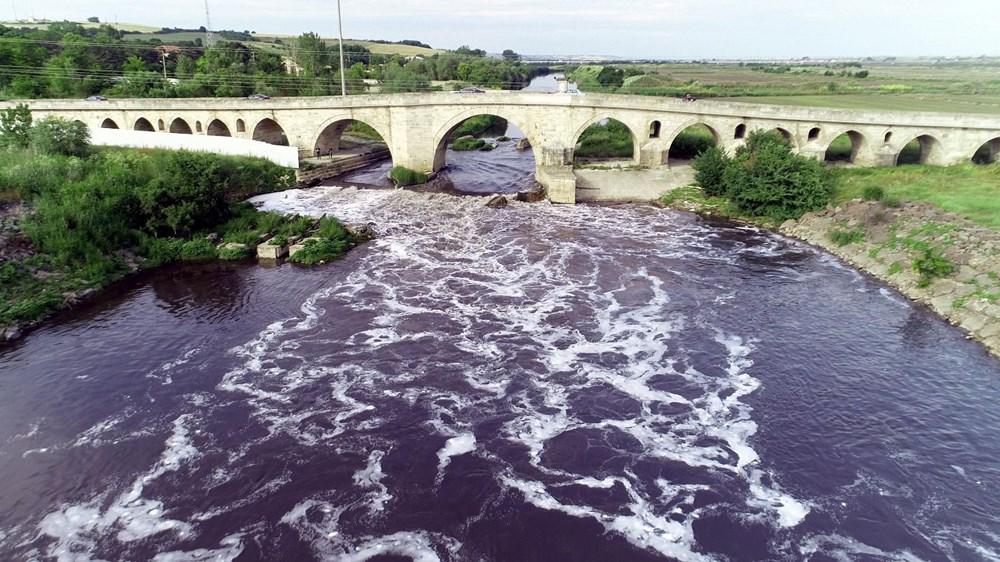 Ergene Nehri, Trakya'da zehir saçıyor - 3