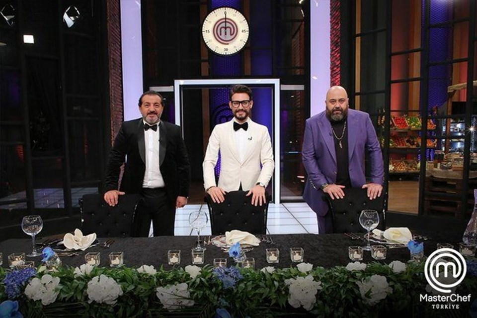 Mehmet Yalçınkaya, Hazer Amani ve Somer Sivrioğlu