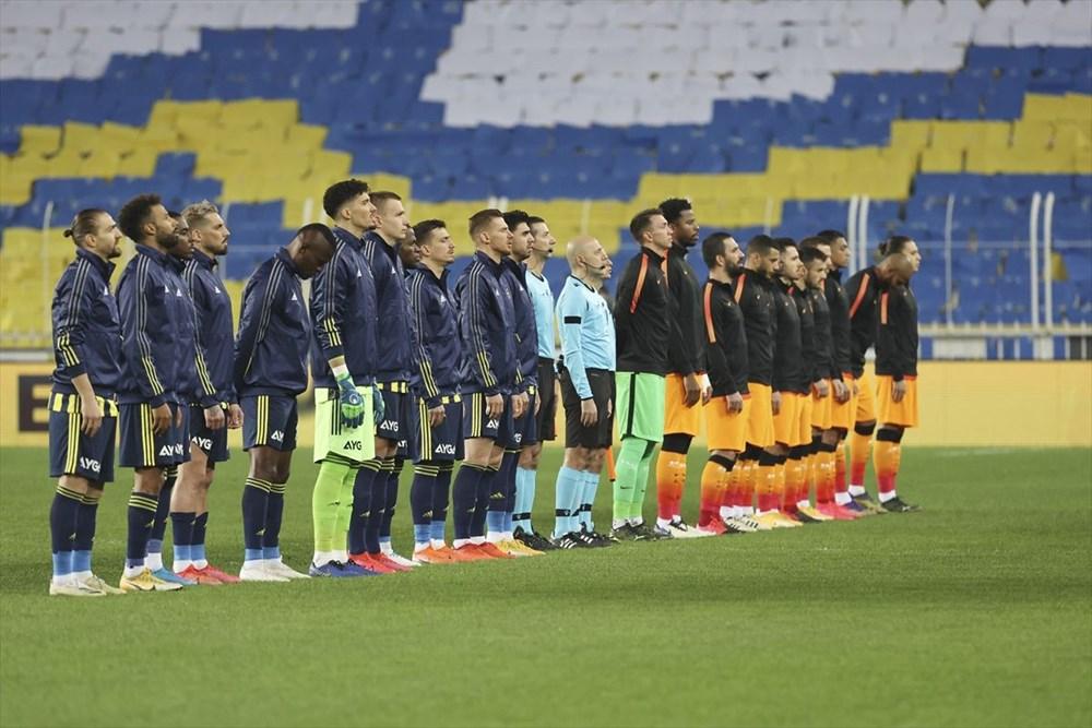 Derbide kazanan Galatasaray - 17