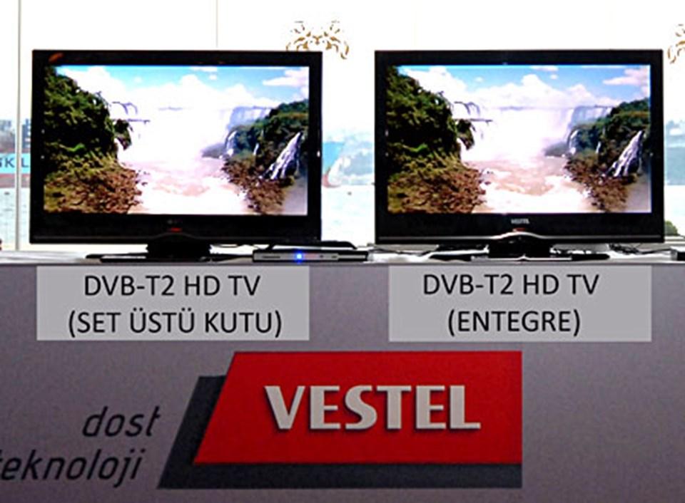 BBC'deki demoya katılan tek Türk firması Vestel oldu