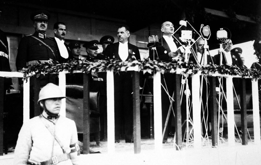 Mustafa Kemal Atatürk'ün ebediyete intikalinin 82. yılı (10 Kasım 1938) - 29