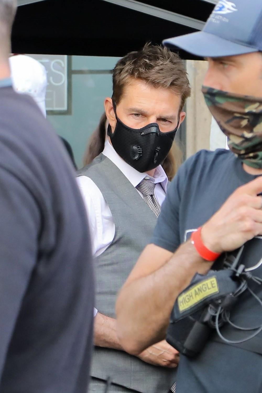 Tom Cruise'lu Görevimiz Tehlike 7 filmi böyle çekiliyor - 3