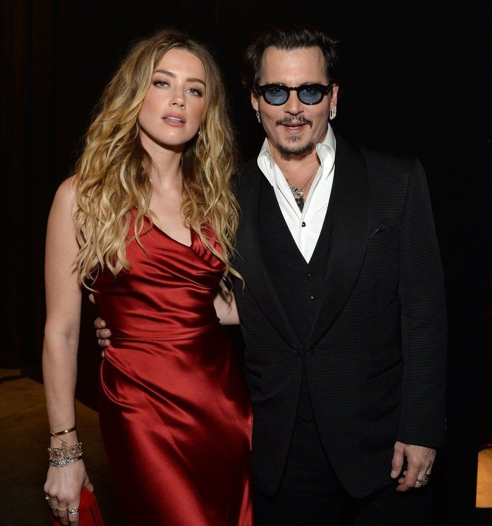 Amber Heard Johnny Depp Olayları