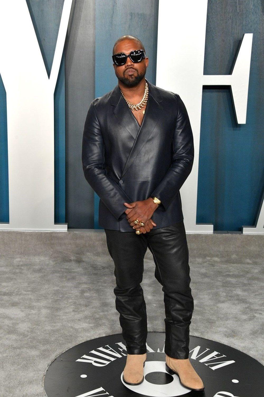 Kim Kardashian'ın eşi rap şarkıcısı Kanye West ABD Başkanlığı'na aday oldu - 3