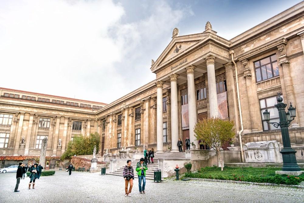 En çok iz bırakan müzeler: Türkiye'de Göbeklitepe ve Anadolu Medeniyetleri, dünyada Louvre Müzesi - 17