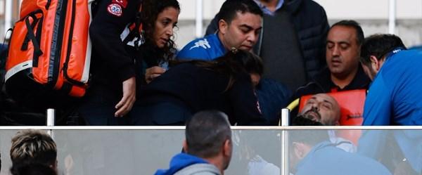 Giresunspor Kulübü Başkanı Bozbağ hastaneye kaldırıldı