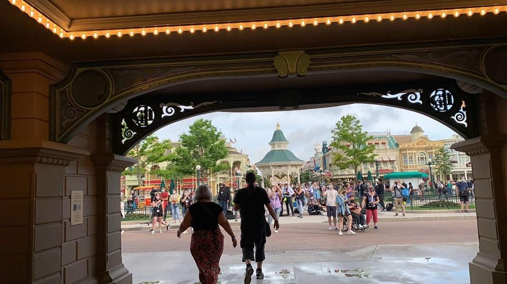 Disneyland Paris reopened after 7.5 months - 6