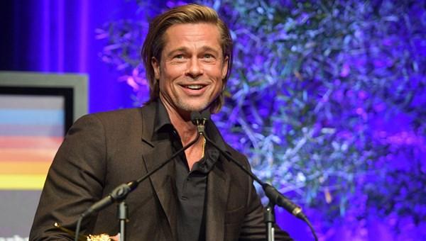 Brad Pitt'e onur ödülü