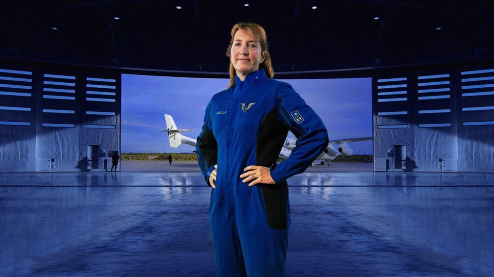 Uzay seyahatlerinde giyilecek kıyafetler görücüye çıktı - 3