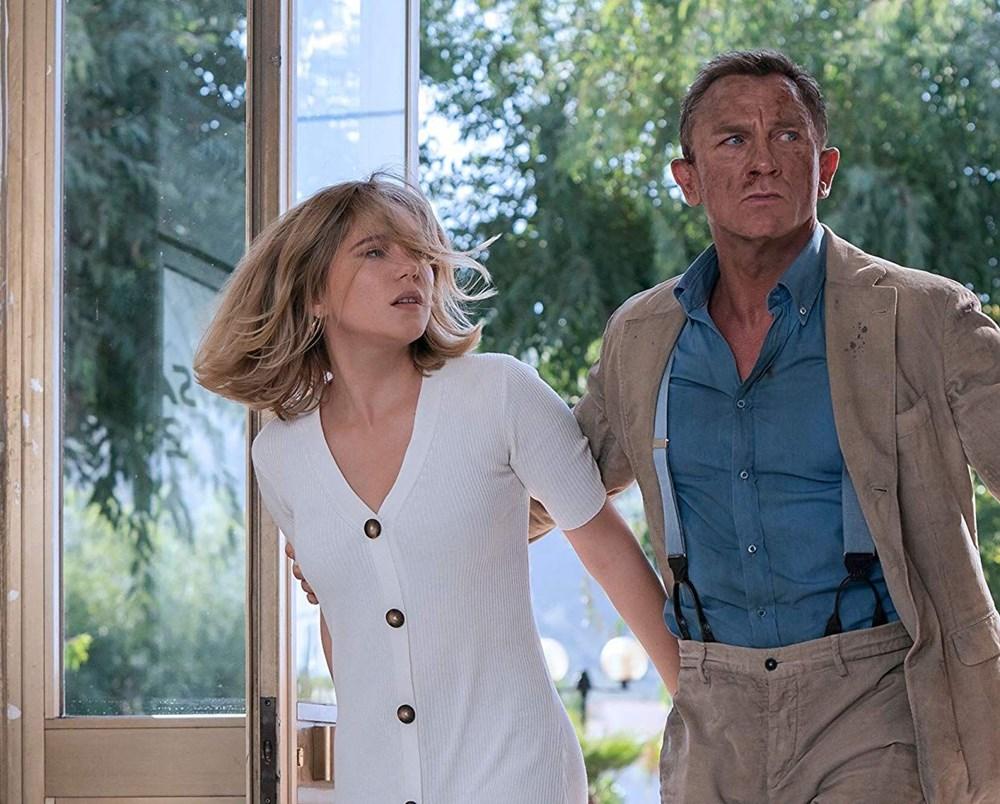 James Bond serisinin 25. filmi No Time To Die dijital platformda yayınlanabilir - 10