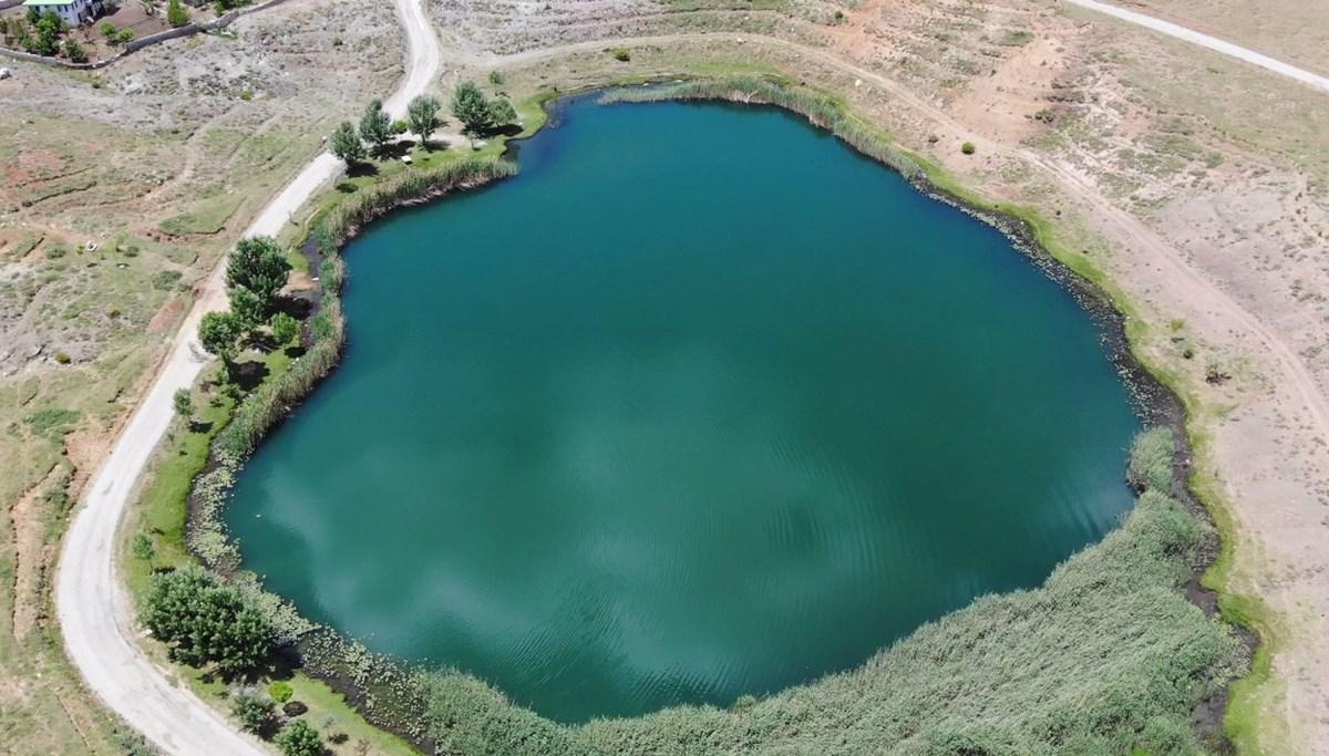 'Toroslar'ın incileri' Dipsiz Göl ve Eğrigöl görenleri hayran bırakıyor