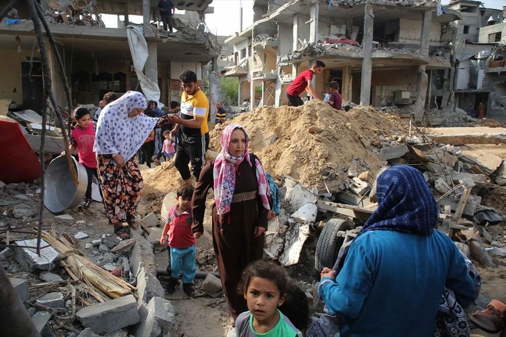 Ateşkesin ardından Gazze - 13