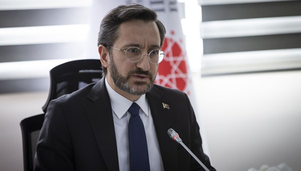 İletişim Başkanı Altun'dan, Corona virüsle mücadele süreci ve sonrası döneme ilişkin değerlendirme