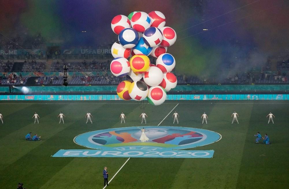 EURO 2020'ye görkemli açılış - 1