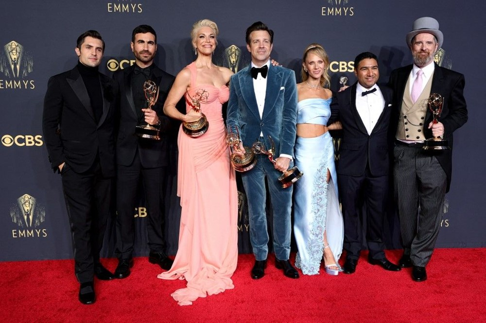 2021 Emmy Ödülleri'nin sahipleri belli oldu (73. Emmy Ödülleri'ni kazananlar) - 27