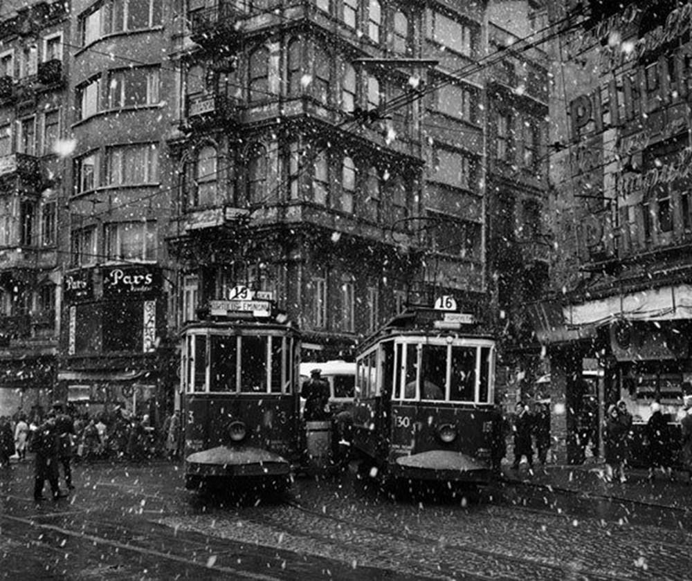 Vefatının ikinci yılında Ara Güler'in objektifinden İstanbul fotoğrafları - 6