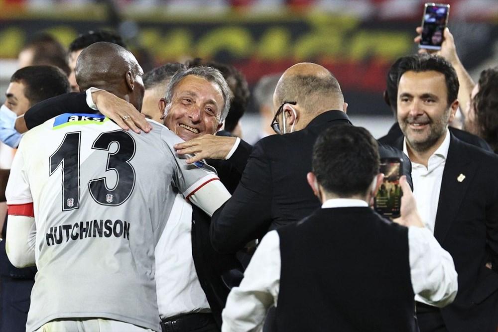Beşiktaş 16. şampiyonluğuna ulaştı (3 sezon sonra mutlu son) - 3