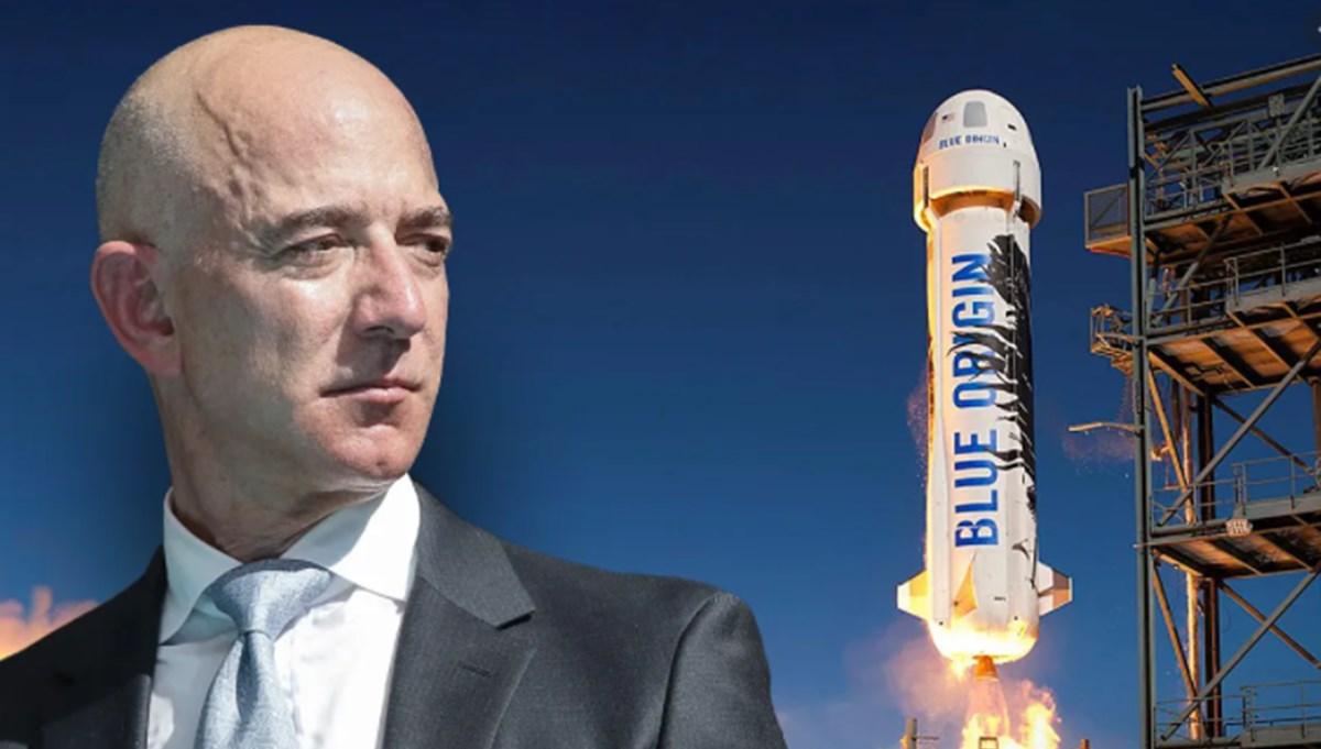 Amazon'un kurucusu Bezos'un Dünya'ya dönmesini engellemek için imza kampanyası başlatıldı