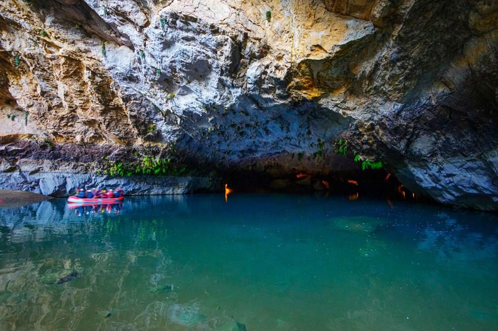 Türkiye'nin en büyük yeraltı gölü: Altınbeşik Mağarası - 2