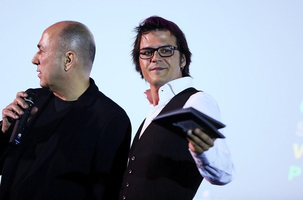 Mehmet Günsür, İtalyan dizisinin kadrosuna katıldı - 5