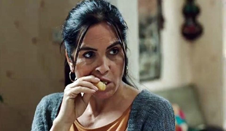 Nursel Köse, Keriman rolüyle her pazartesi saat 20.30'da Star TV'de...
