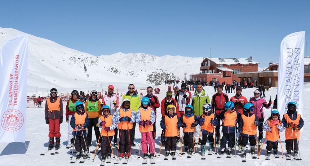 Burası Alp Dağları değil, Hakkari Merga Bütan Kayak Merkezi - 5
