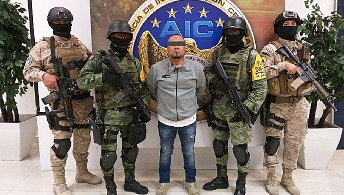 Meksika'da uyuşturucu karteli lideri ortak operasyonla yakalandı