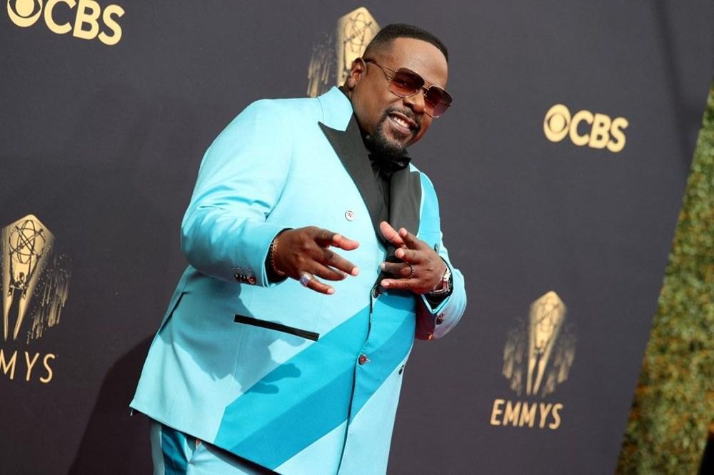 2021 Emmy Ödülleri törenine 'maskesiz' eleştirisi - Magazin Haberleri