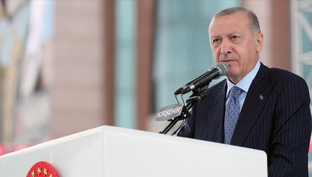 Cumhurbaşkanı Erdoğan : ABD Afganistan'dan çıktığı gibi Suriye'den de çıkmalıdır