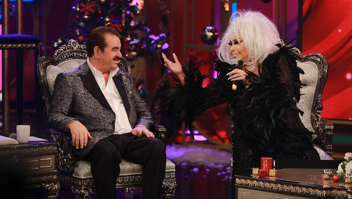 İbo Show yılbaşı fotoğrafları: Bülent Ersoy, Seda Sayan, Serdar Ortaç, Hande Yener ve Şafak Sezer konuk oluyor