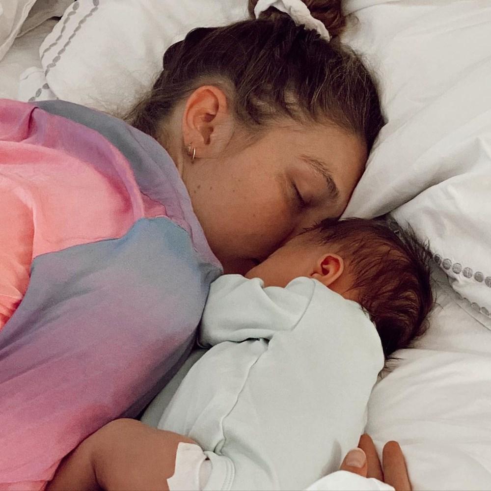 Gigi Hadid: Kızım etnik kökenler arasında köprü olabileceğini hissederek büyüyecek - 2