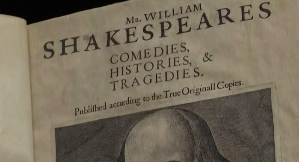 William Shakespeare'in kitabına 10 milyon dolar - 4